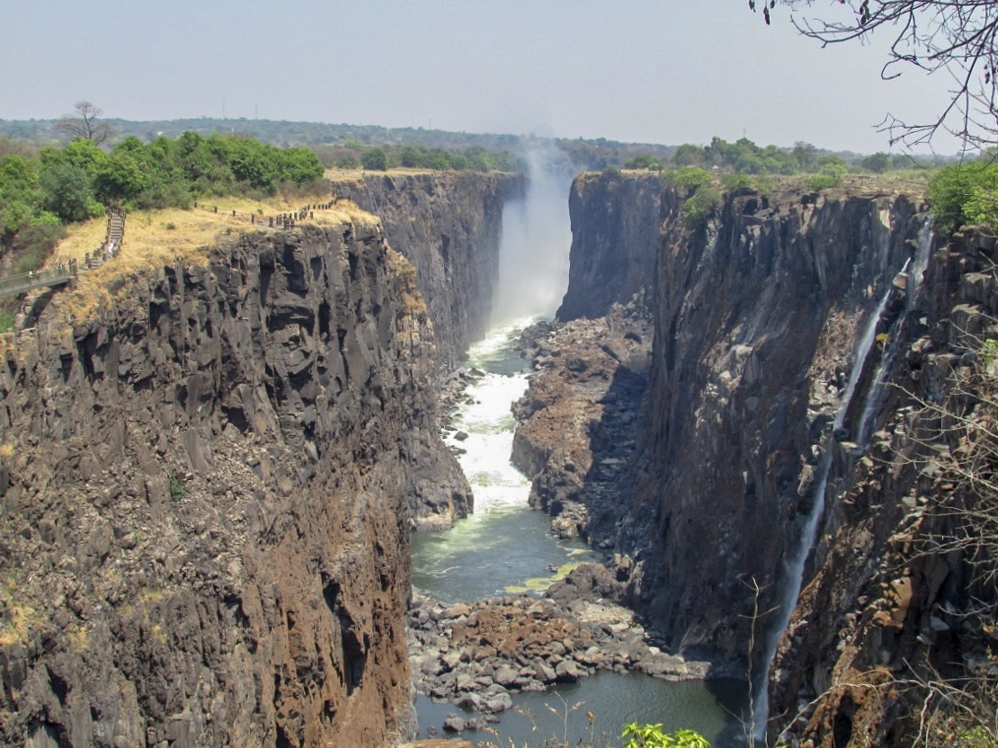What To Expect At Victoria Falls During Dry Season Our
