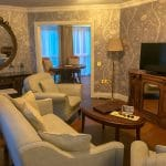 Junior Suite at Cahernane House Hotel. A boutique hotel in Killarney, Ireland.