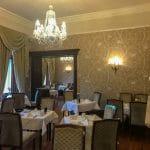 Herbet Restaurant at Cahernane House Hotel. A boutique hotel in Killarney, Ireland.