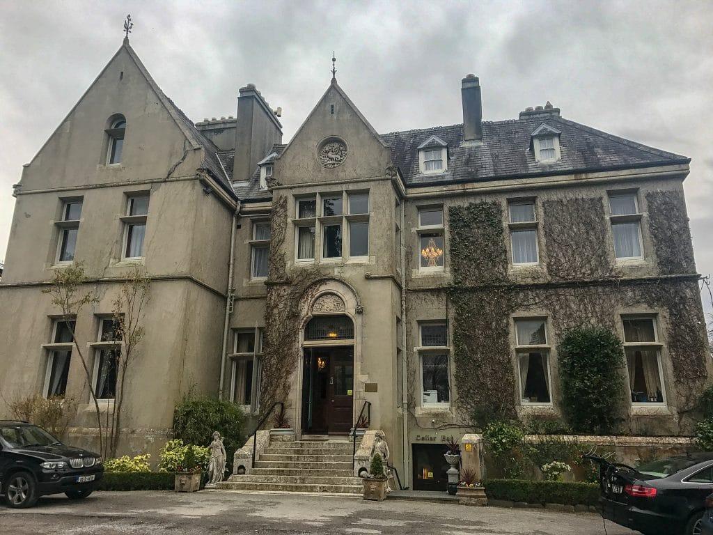 Cahernane House Hotel. A boutique hotel in Killarney, Ireland.