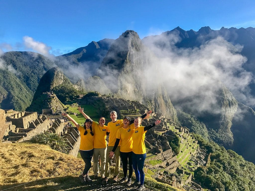 Thanks to booking the Inca trail with XTreme Tourbulenica, we made it to Machu Picchu!