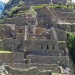 Incredible Inca ruins at Machu Picchu