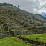 Phuyupatamarca - Winay Wayna - ruins along the Inca trail