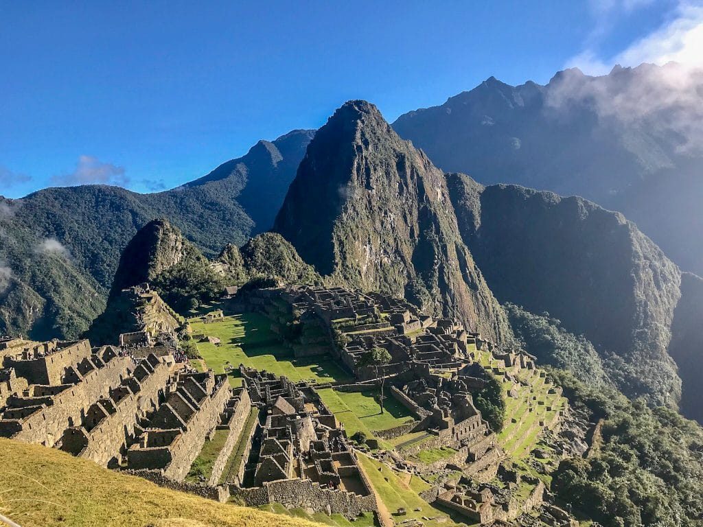 What to expect at Machu Picchu