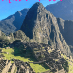 After four days we were excited to finally gaze upon the beauty of Machu Picchu. It was absolutely magnificent, but unfortunately not everything we expected. To be prepared of what to expect at Machu Picchu, read our guide. It will definitely help you be prepared. #IncaTrail #MachuPicchu #Hiking #Guide