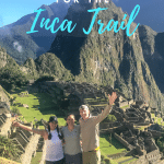 Training for the Inca trail is highly recommended because of the steep Inca steps and high altitude. Our easy to follow guide has all the details, tips and training exercises you need to have a successful trek to Machu Picchu. #Training #IncaTrail #MachuPicchu #Guide #Fitness