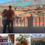 Tocuyeros Boutique Hotel is one of the best boutique hotels in Cusco. It is a four star hotel in the San Blas district with the most beautiful hotel and interior design. There is an open terrace, a rooftop with spectacular views, delicious dining options, exceptional service and luxurious accommodations. You cannot go wrong booking this hotel! #Cusco #Peru #BoutiqueHotel #Hotel