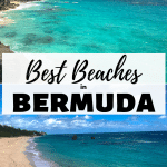 The best beaches in Bermuda are Warwick Long Bay, Horseshoe, Jobson's Cove and Astwood Cove. All of them have the famous pink sand and amazing turquoise blue water.