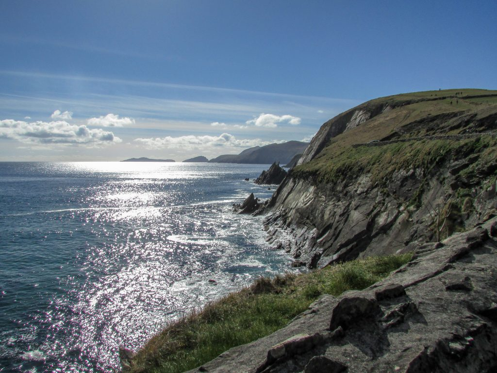 One of Ireland's most scenic driving routes is along the Dingle Peninsula. You should not miss out on this beautiful drive during your 7 days in Ireland.