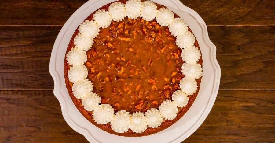 Pumpkin Pecan Cheesecake A Cheesecake Factory Copycat Recipe